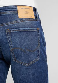 Jack & Jones - JJIGLENN JJORIGINAL  - Slim fit jeans - blue denim - 6