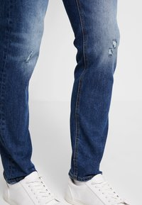 Jack & Jones - JJIGLENN JJORIGINAL  - Slim fit jeans - blue denim - 4