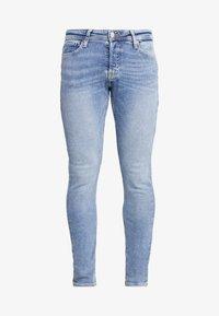 Jack & Jones - JJIGLENN JJORIGINAL - Jeans slim fit - blue denim - 4