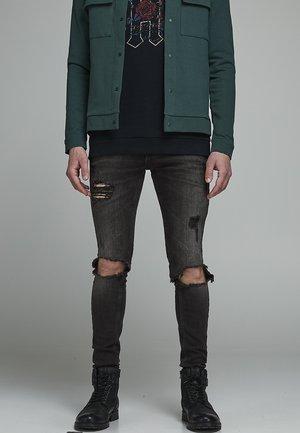 JJITOM JJORIGINAL AM 847 - Jeans Skinny Fit - black denim