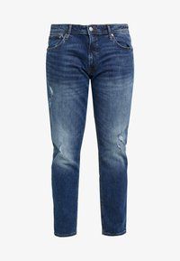 Jack & Jones - JJITIM JJORIGINAL - Jeans straight leg - blue denim - 4