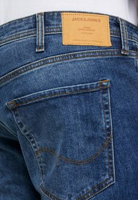 Jack & Jones - JJITIM JJORIGINAL - Jeans straight leg - blue denim - 5