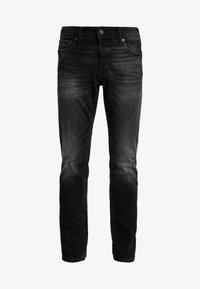 Jack & Jones - JJIGLENN JJORIGINAL  - Jeans slim fit - black denim - 3