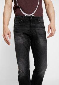Jack & Jones - JJIGLENN JJORIGINAL  - Jeans slim fit - black denim - 4