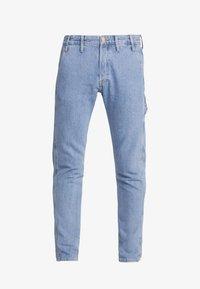 Jack & Jones - JJIFRED JJTOOL - Jeans Tapered Fit - blue denim - 4