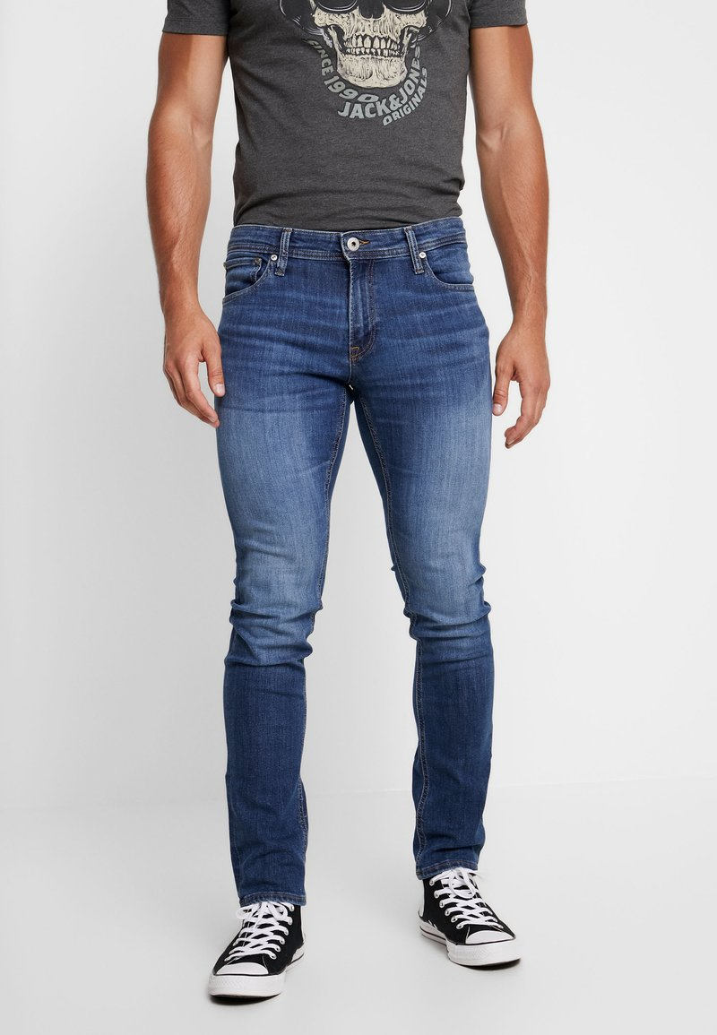 Jack & Jones - JJITOM JJORIGINAL - Jeans Skinny Fit - blue denim