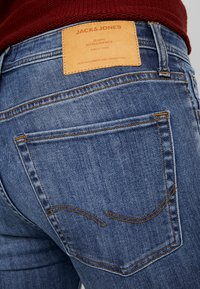 Jack & Jones - JJITOM JJORIGINAL - Jeans Skinny - blue denim - 5