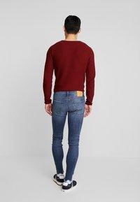 Jack & Jones - JJITOM JJORIGINAL - Jeans Skinny - blue denim - 2