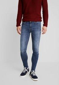 Jack & Jones - JJITOM JJORIGINAL - Jeans Skinny - blue denim - 0