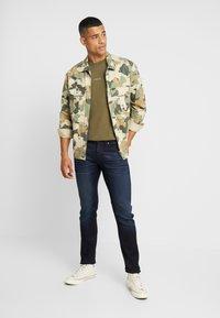 Jack & Jones - JJIGLENN JJFOX  - Jeans slim fit - blue denim - 1