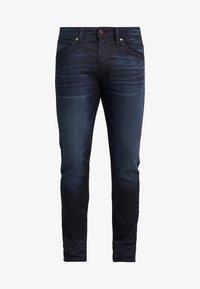 Jack & Jones - JJIGLENN JJFOX  - Jeans slim fit - blue denim - 4