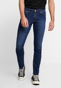 Jack & Jones - JJIGLENN JJORIGINAL - Jeans slim fit - blue denim - 0