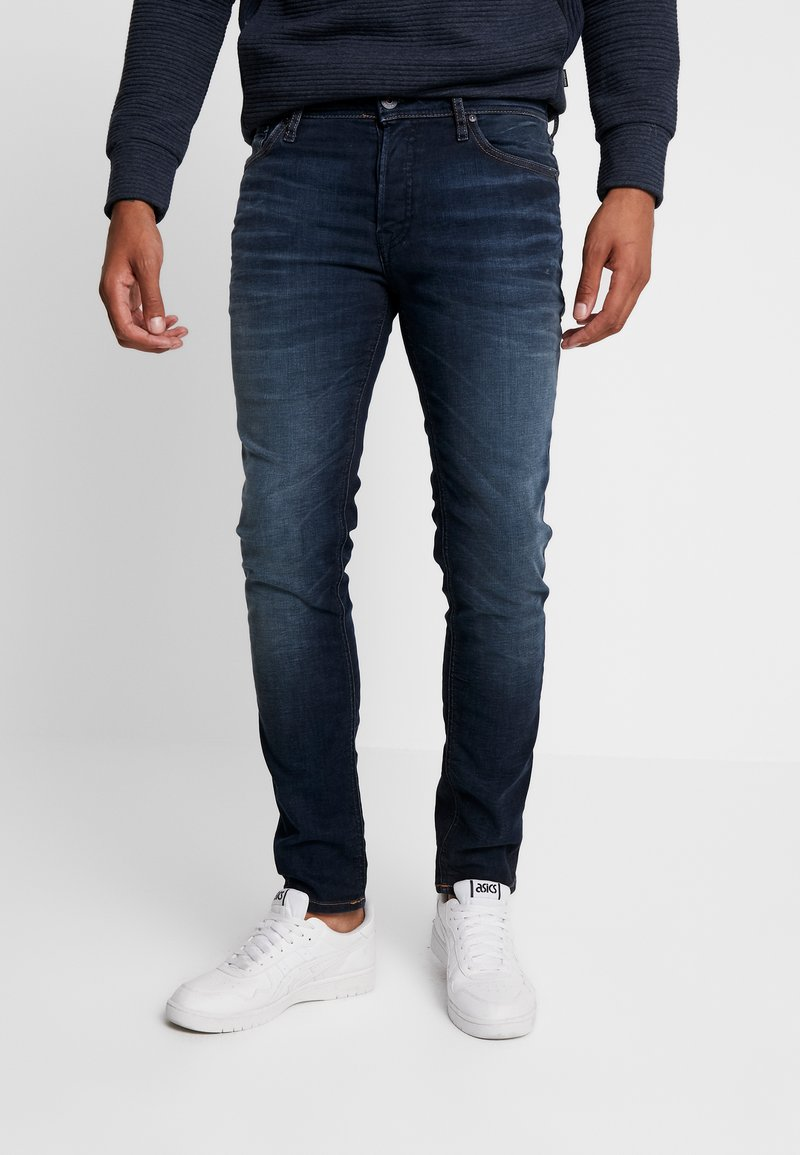Jack & Jones - JJITIM JJORIGINAL JOS  - Jeans slim fit - blue denim