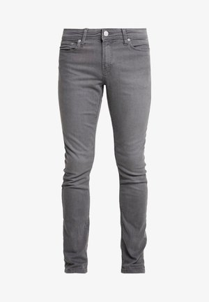 JJIGLENN JJORIGINAL - Slim fit jeans - dark-blue denim