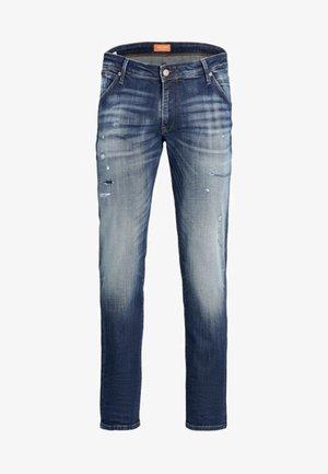 TIM FOX JJ  - Jeans slim fit - blue denim