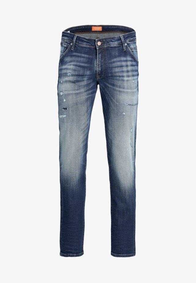 TIM FOX JJ  - Slim fit jeans - blue denim
