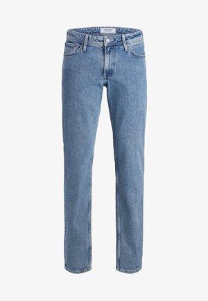 CLARK ORIGINAL - Straight leg jeans - blue denim