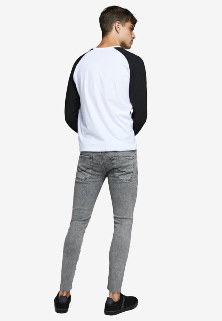 Denim Jeans Jackamp; Jones Skinny Grey OXukZiP