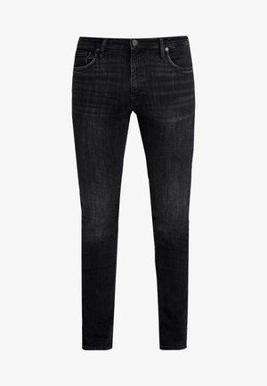 JJIGLENN JJFELIX - Slim fit jeans - black denim