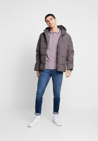 Jack & Jones - JJIGLENN JJFELIX  - Slim fit jeans - blue denim - 1