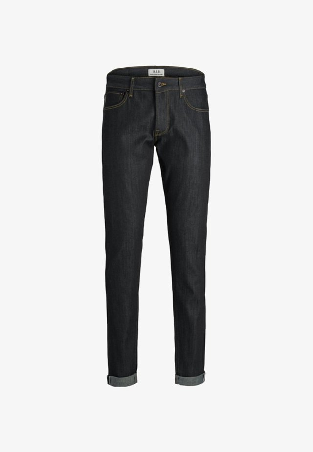 GLENN ROYAL - Jeansy Slim Fit - blue denim