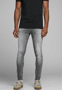 Jack & Jones - Jeans Skinny - gray - 0