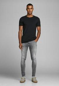 Jack & Jones - Jeans Skinny - gray - 1