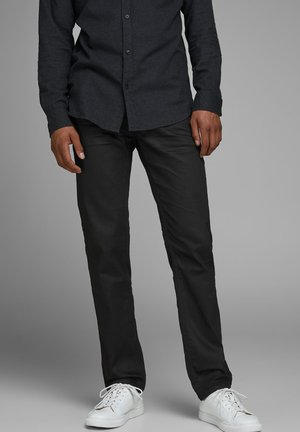 CLARK ORIGINAL JOS - Slim fit jeans - black denim