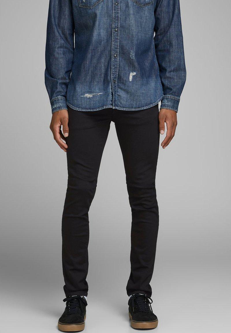 Jack & Jones - LIAM ICON  - Jeans Skinny Fit - black denim