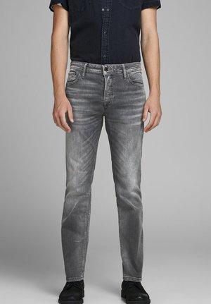 CLARK ORIGINAL JOS  - Straight leg -farkut - black denim