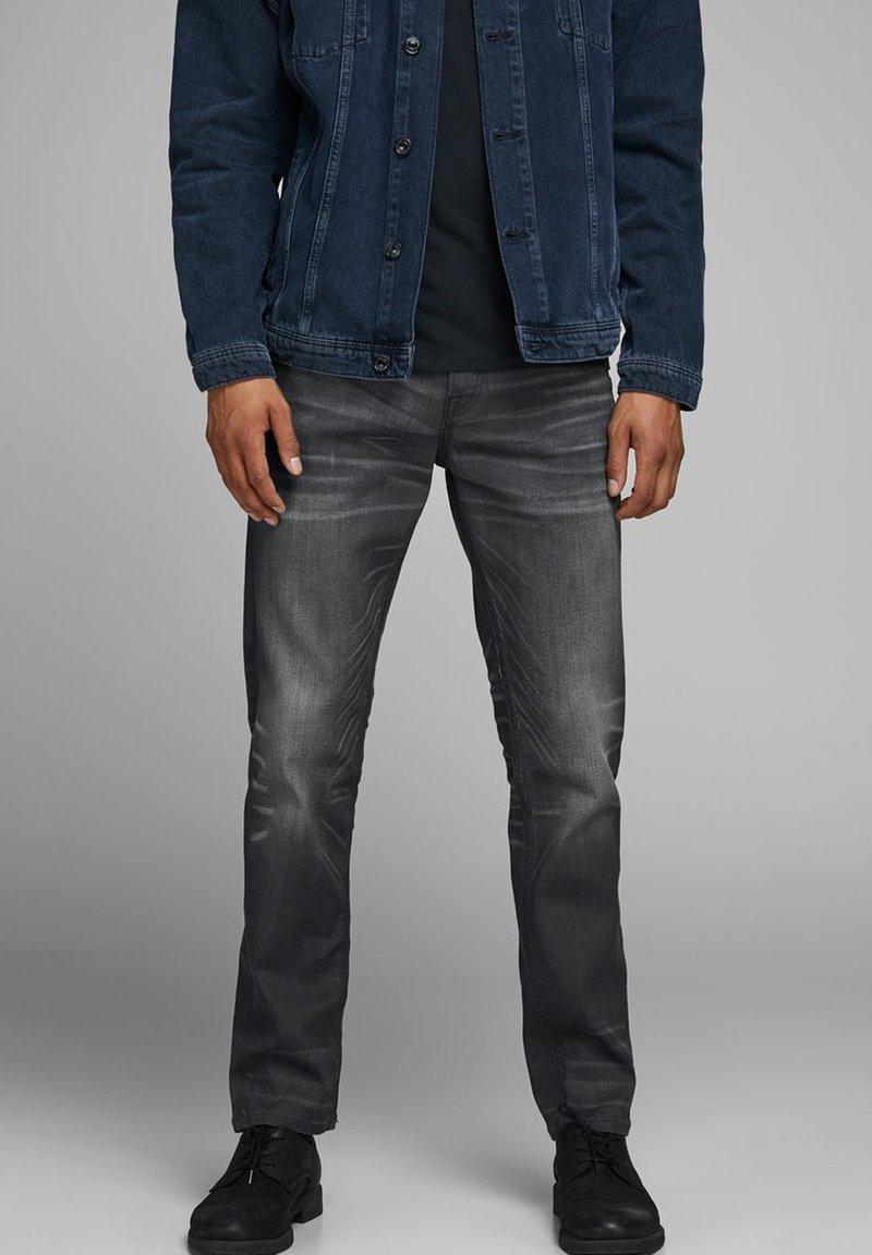 Jack & Jones - SLIM FIT - Jeans slim fit - blue denim