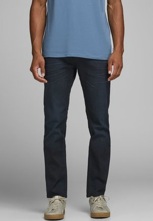 TIM ORIGINAL - Jeans slim fit - blue denim