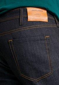 Jack & Jones - JJITIM JJORIGINAL - Straight leg jeans - blue denim - 5