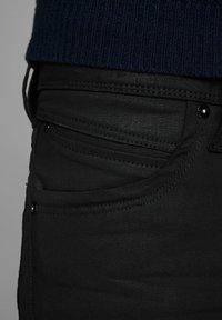 Jack & Jones - GLENN GRIDD JOS - Slim fit -farkut - black denim - 3