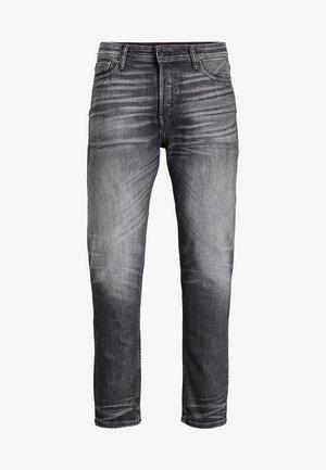 FRED  - Jeans Tapered Fit - black denim