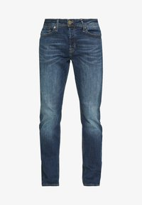 Jack & Jones - JJITIM JJORIGINAL - Straight leg -farkut - blue denim