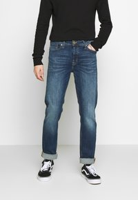 Jack & Jones - JJITIM JJORIGINAL - Straight leg -farkut - blue denim - 0