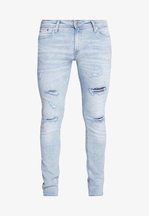 JJILIAM JJORIGINAL  - Jeans Slim Fit - blue denim