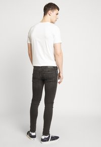 Jack & Jones - ITOM ORIGINAL - Skinny džíny - black denim - 2