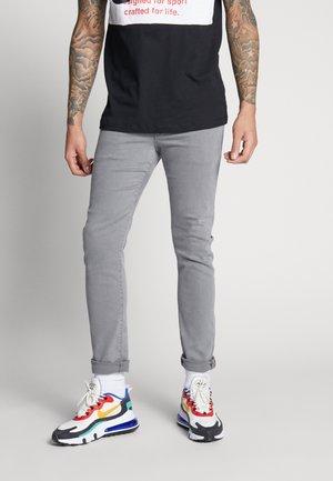 JJIGLENN JJICON  - Jeans slim fit - grey denim