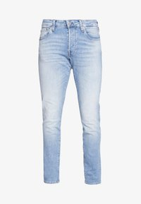 Jack & Jones - JJIGLENN JJICON - Slim fit jeans - blue denim - 4