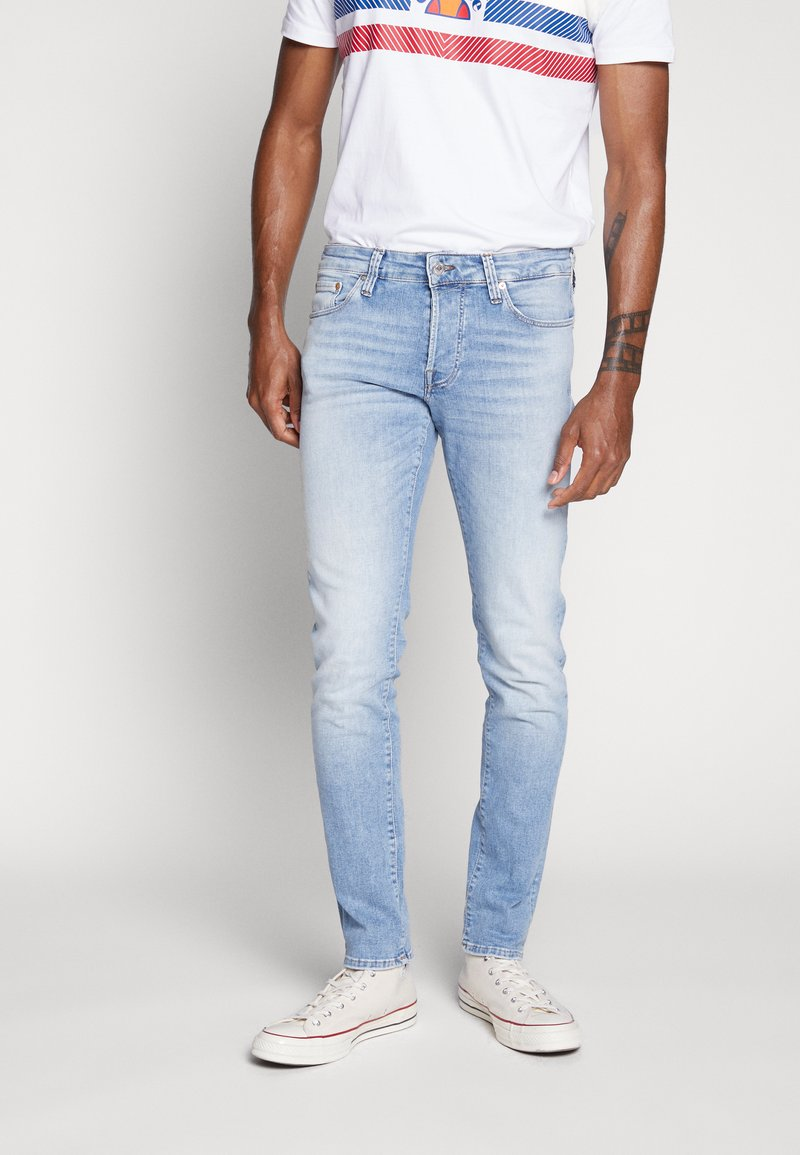 Jack & Jones - JJIGLENN JJICON - Slim fit jeans - blue denim