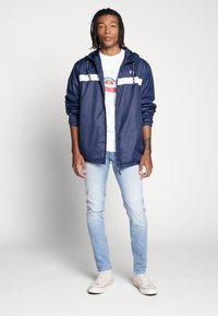 Jack & Jones - JJIGLENN JJICON - Slim fit jeans - blue denim - 1