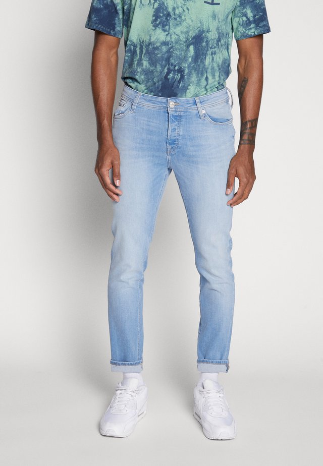 TIM ORIGINAL - Slim fit -farkut - blue denim