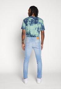 Jack & Jones - TIM ORIGINAL - Jeans slim fit - blue denim - 2