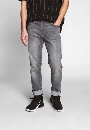 JJIMIKE JJORIGINAL  - Straight leg jeans - grey denim
