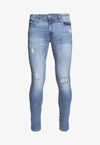 Jack & Jones - JJITOM JJORIGINAL - Jeans Skinny Fit - blue denim - 4
