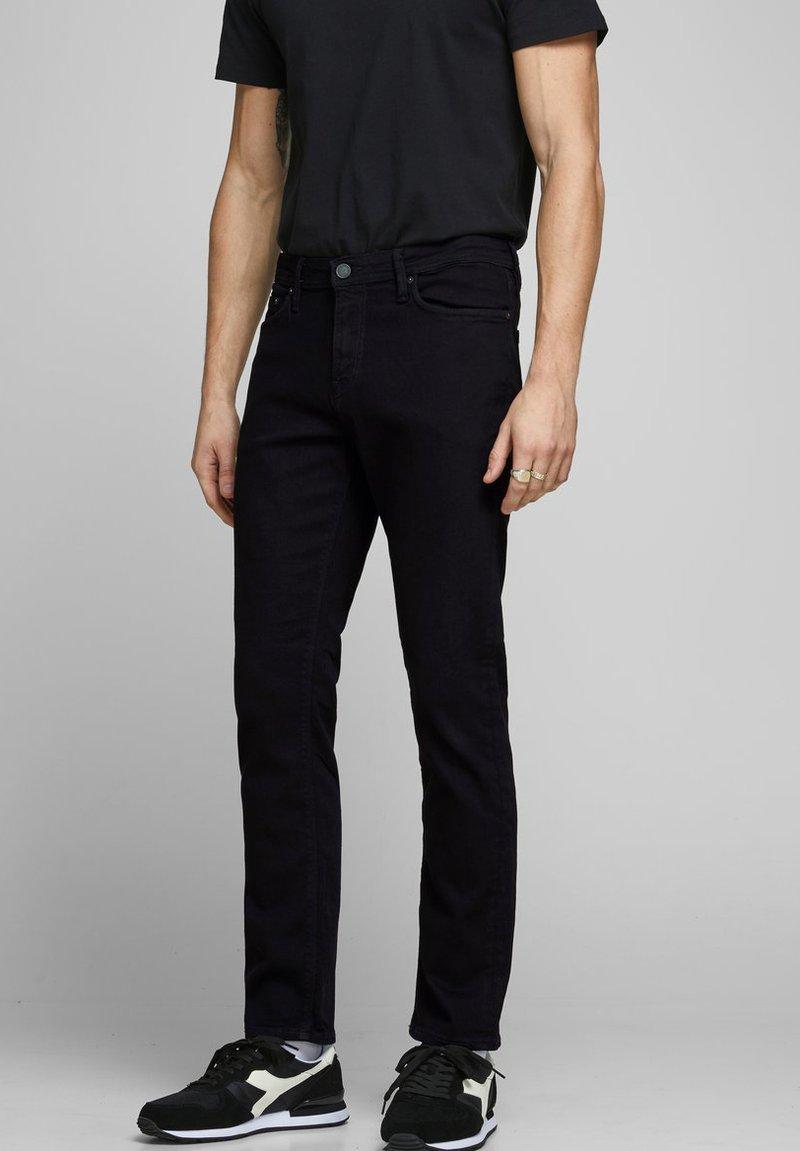 Jack & Jones - Jeans slim fit - black