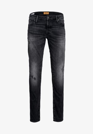 GLENN ICON AM - Slim fit jeans - black denim