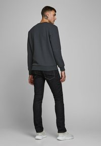 Jack & Jones - SLIM FIT JEANS  - Jeans slim fit - blue - 2